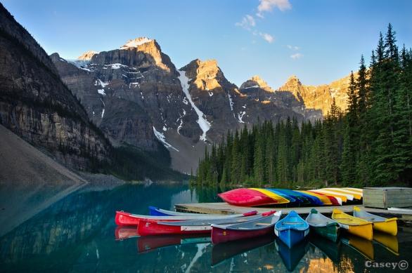 morraine canoes (2)