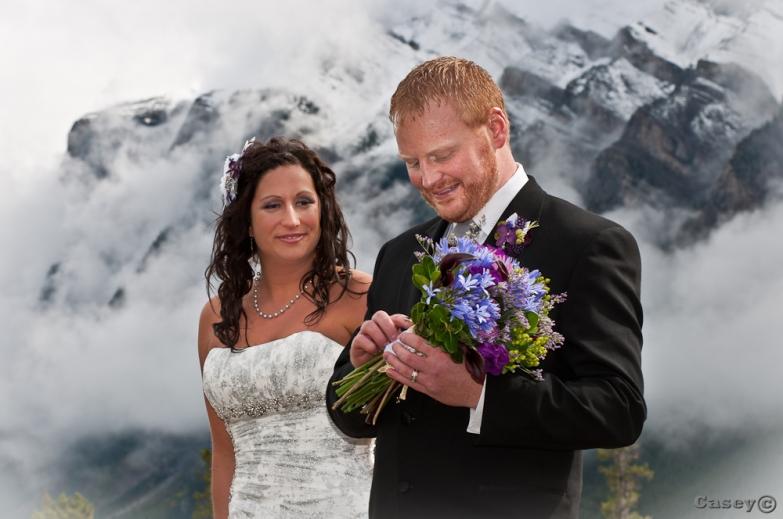 mountain dream wedding