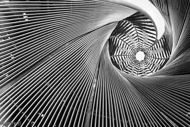 Spiral, spire,