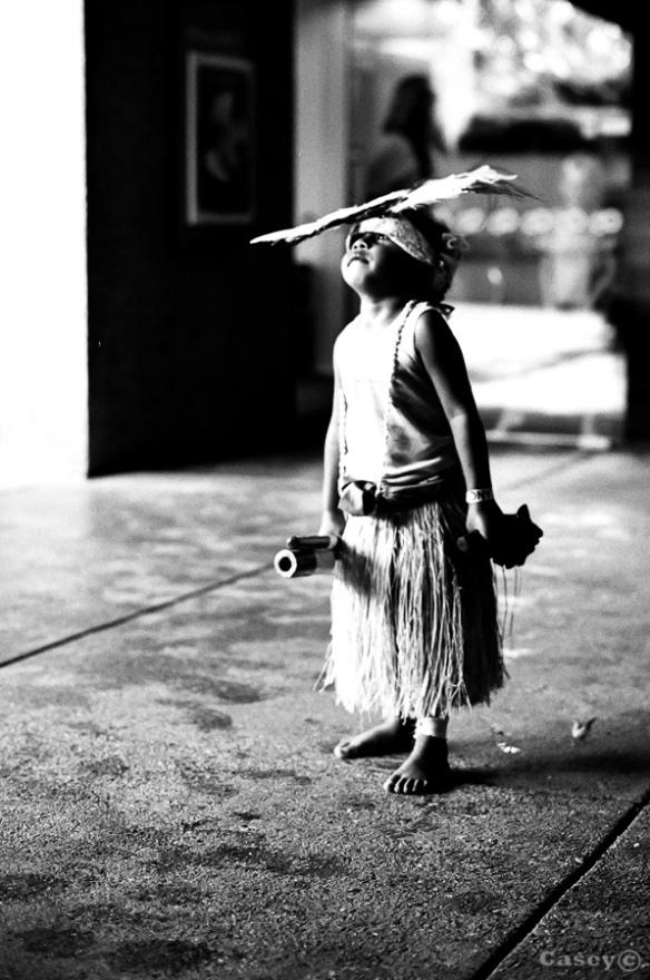 islander, native dress