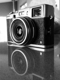 X100S, Fujifilm