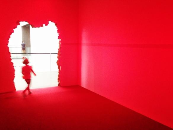 red room escape