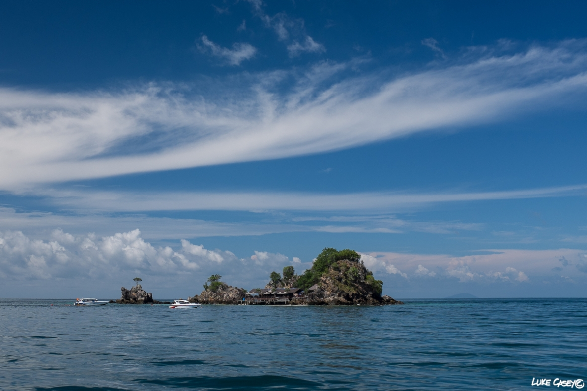Thailand lone island