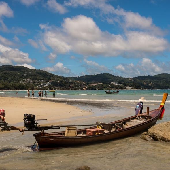 fisherman Kata Beach